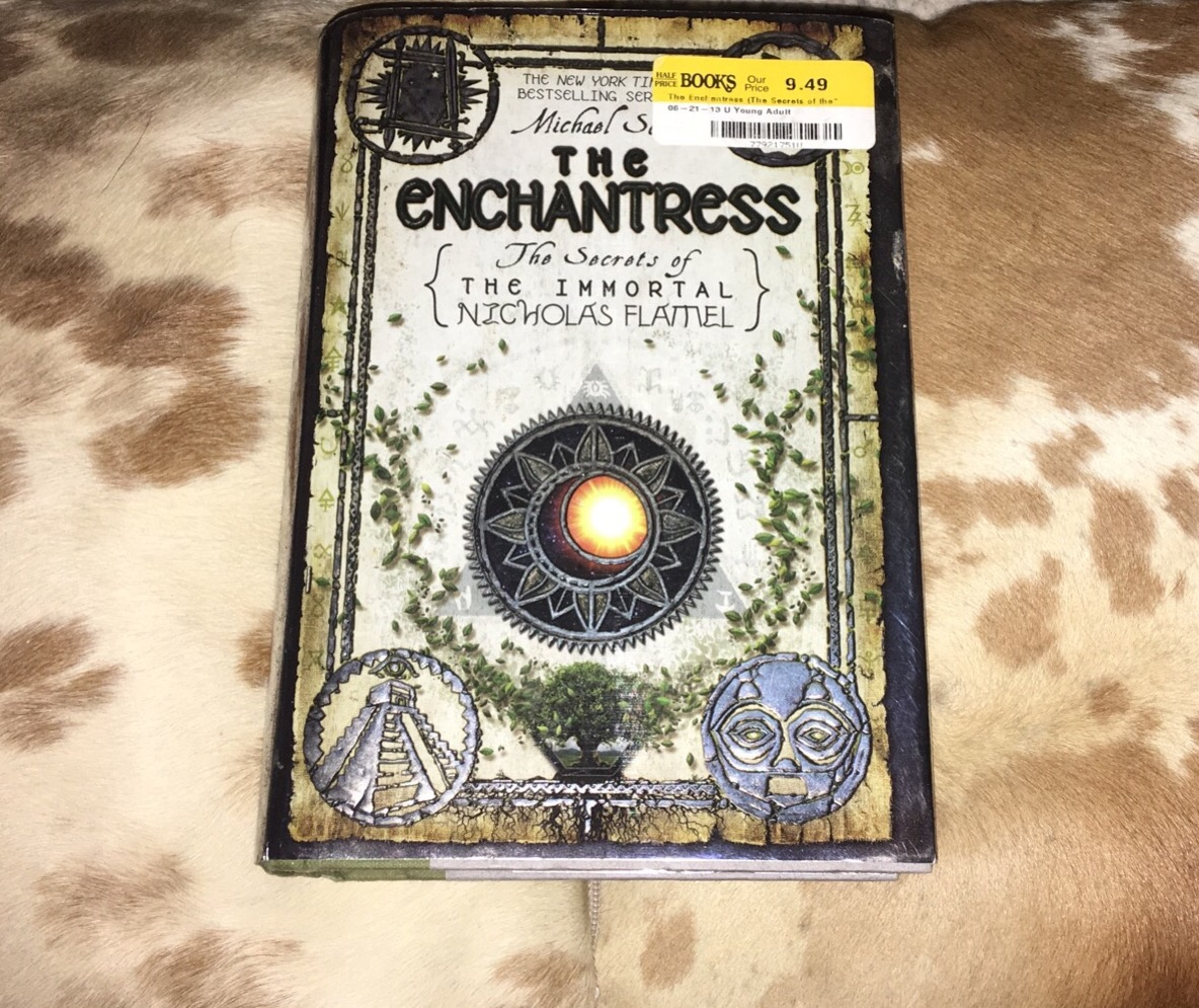 Review: The Enchantress {The Secrets of the Immortal Nicholas Flammel #6} by MichaelScott
