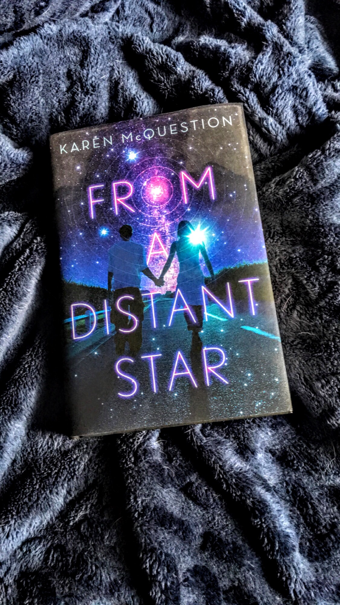 Review: From a Distant Star by KarenMcQuestion