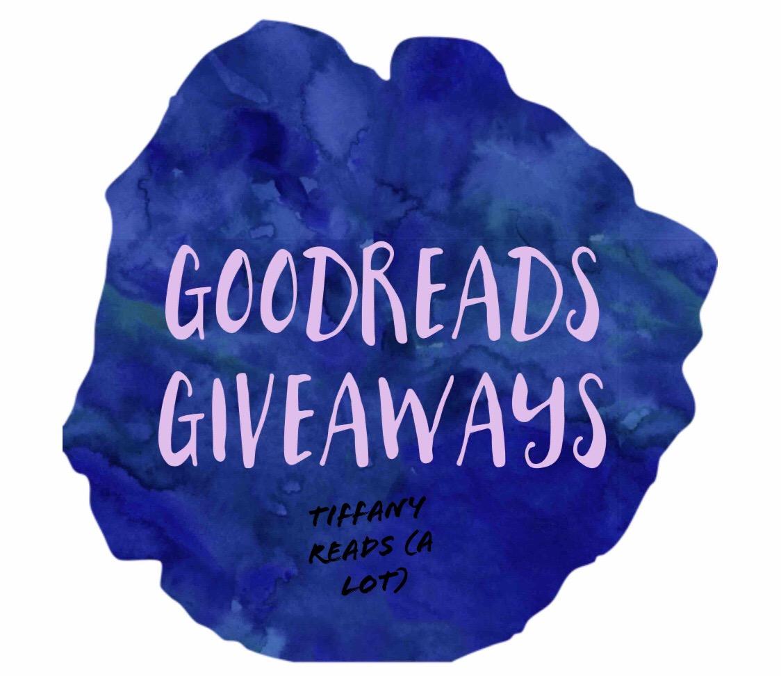 Goodreads Giveaways Update