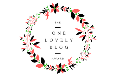 The One Lovely BlogAward