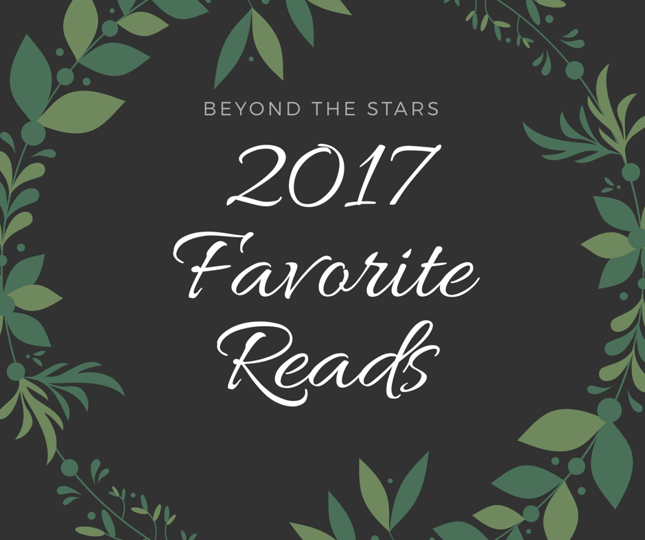 2017 Favorite Reads