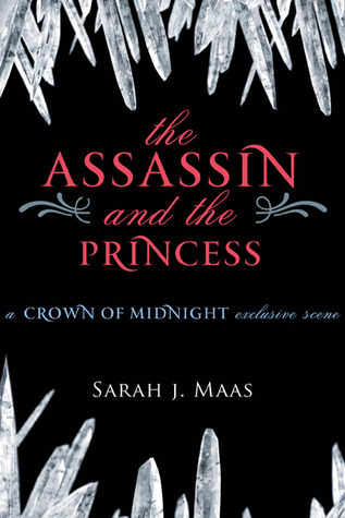 Review: The Assassin and the Princess (Throne of Glass #1.1) by Sarah J. Maas