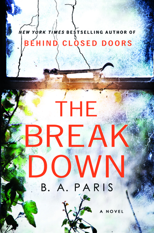 Review: The Breakdown by B.A.Paris