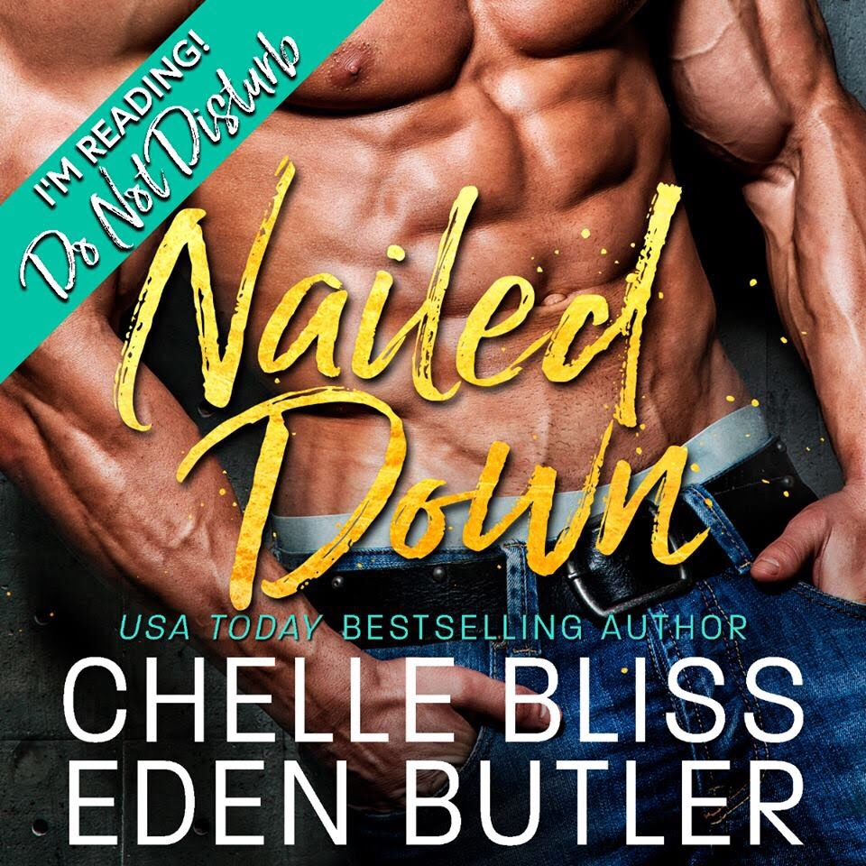 New From Authors Chelle Bliss and Eden Butler….