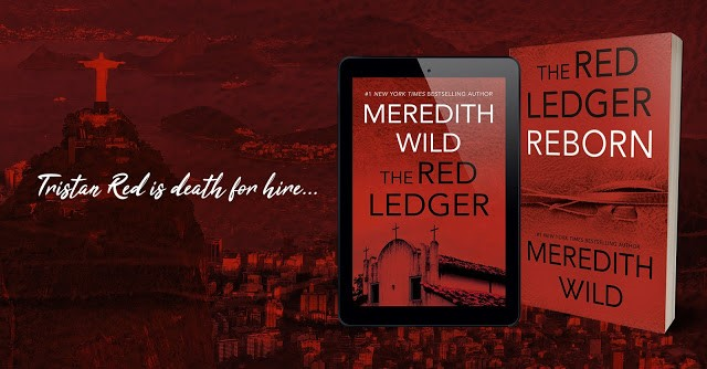 Cover Reveal: The Red Ledger by MeredithWild