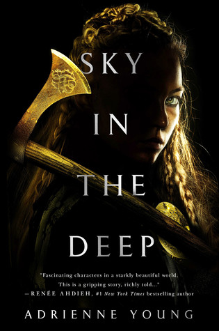 Review: Sky in the Deep by AdrienneYoung