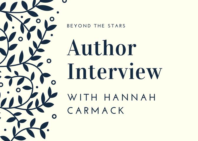 Author Interview: HannahCarmack