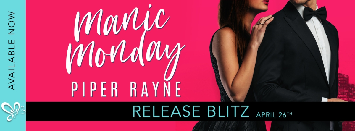 Release Blitz: Manic Monday (Charity Case #1) by Piper Rayne
