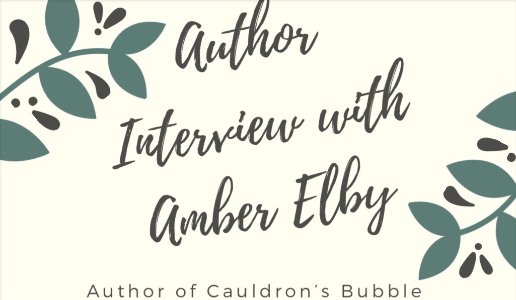 Author Interview: AmberElby