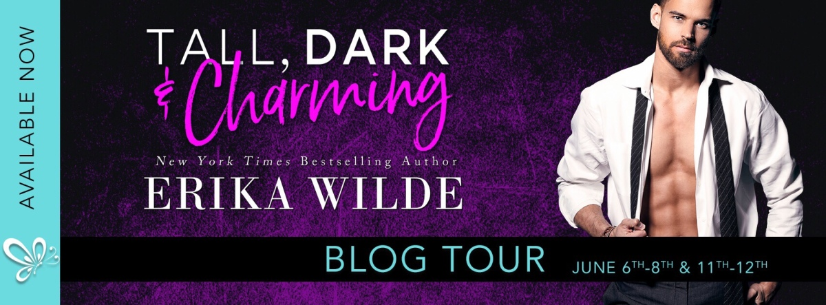 Excerpt Reveal: Tall, Dark and Charming by Erika Wilde