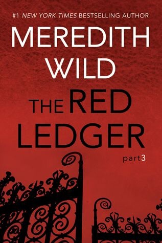 Review: The Red Ledger: Part Three by Meredith Wild