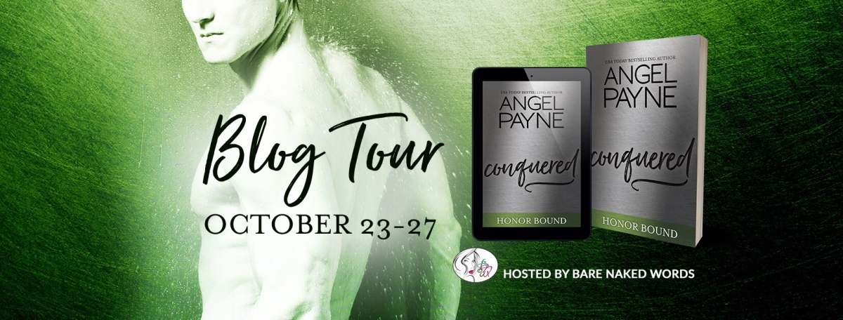 Blog Tour: Conquered (Honor Bound #9 by Angel Payne