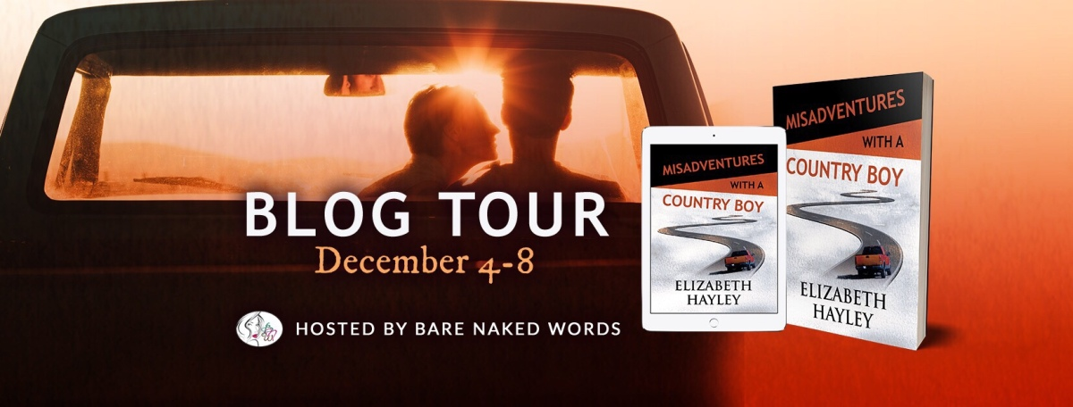 Blog Tour: Misadventures with a Country Boy (Misadventures #17) by Elizabeth Hayley