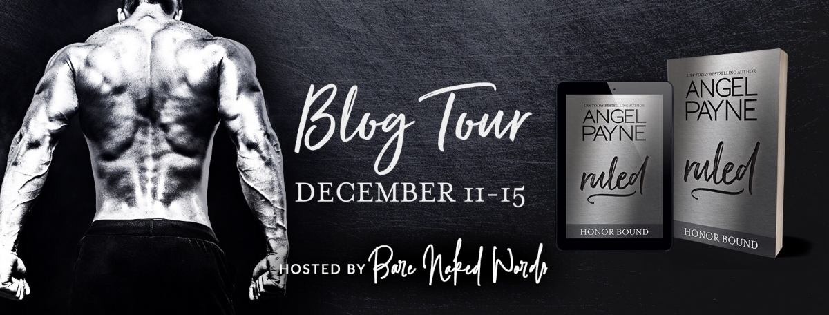 Blog Tour: Ruled (Honor Bound #10) by Angel Payne