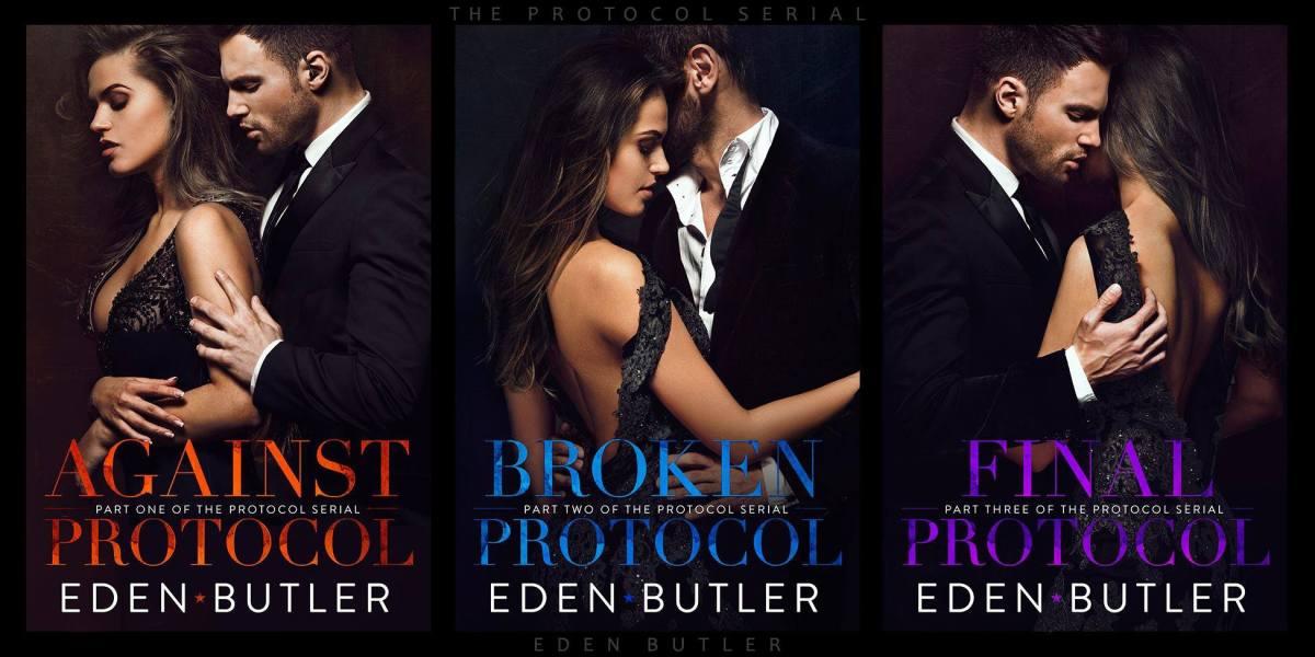 Release Blitz: The Protocol Series (Bundle) by EdenButler