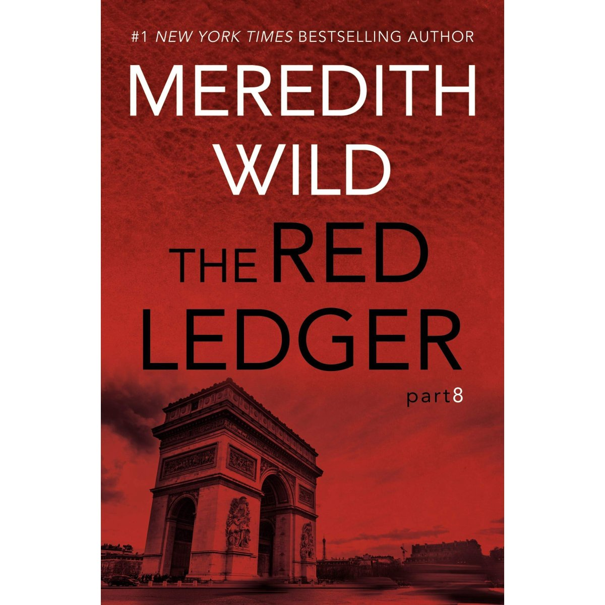 Review: The Red Ledger: Part 8 by Meredith Wild