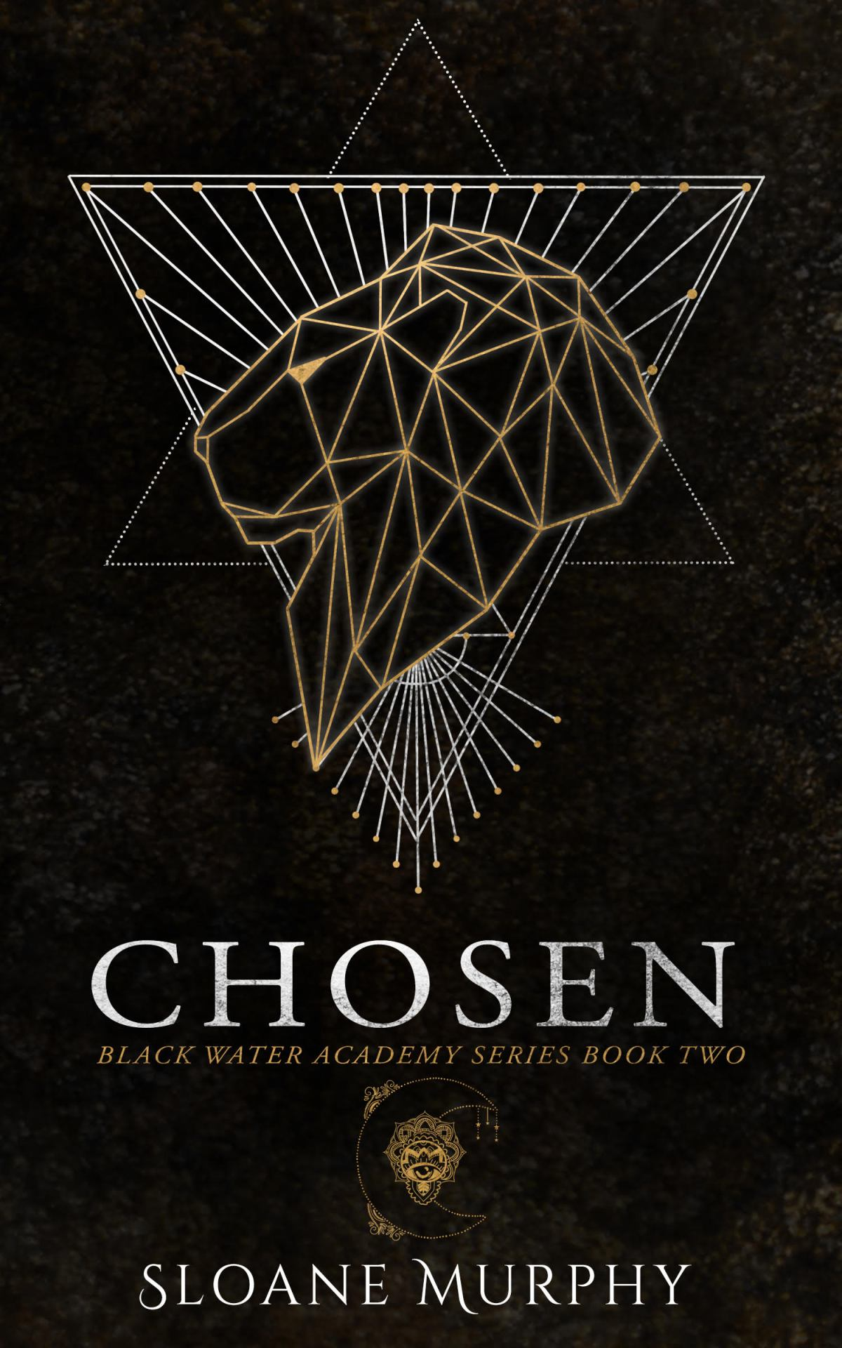 Cover Reveal and Blurb: Chosen (Blackwater Academy #2) by Sloane Murphy