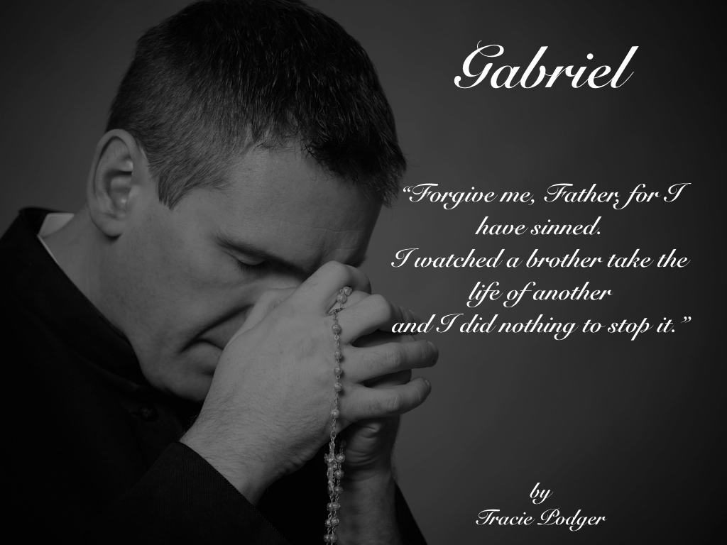 Promo Tour: Gabriel, A Deadly Sin, and Harlot by TraciePodger