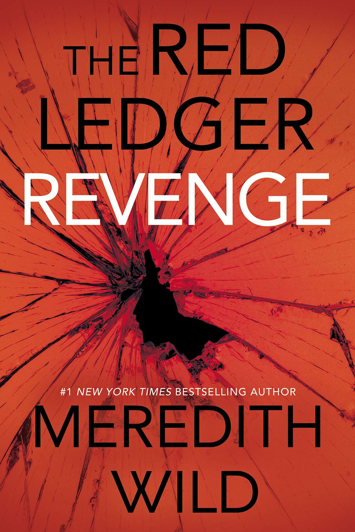 Review: Revenge (The Red Ledger Vol. 3) by MeredithWild