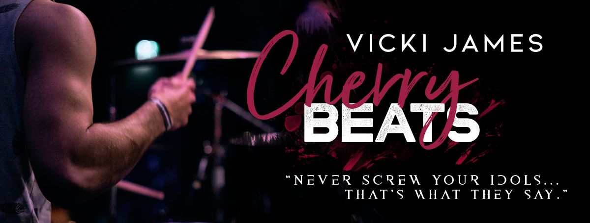 Release Blitz: Cherry Beats by Vicki James
