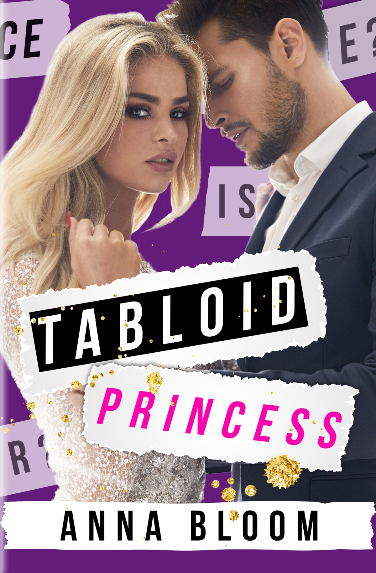 Cover Reveal: Tabloid Princess by Anna Bloom
