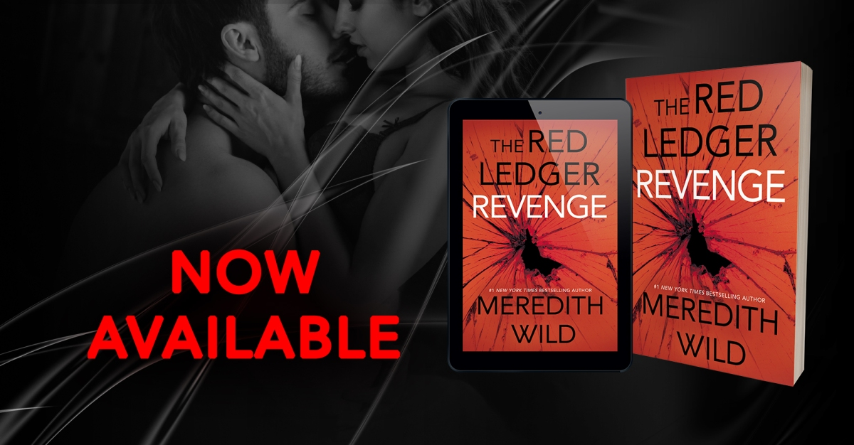 Blog Tour: Revenge (The Red Ledger Vol. 3) by Meredith Wild