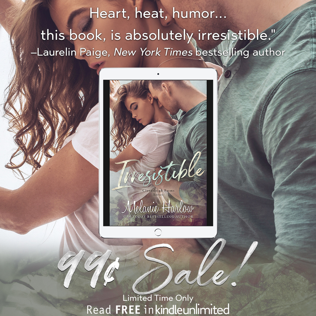 SALE: Irresistible by Melanie Harlow