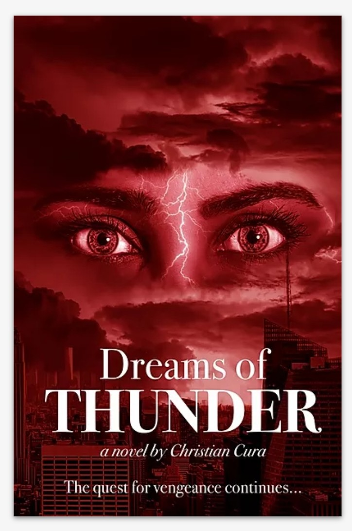 SNEAK PEEK: Dreams of Thunder by ChristianCura