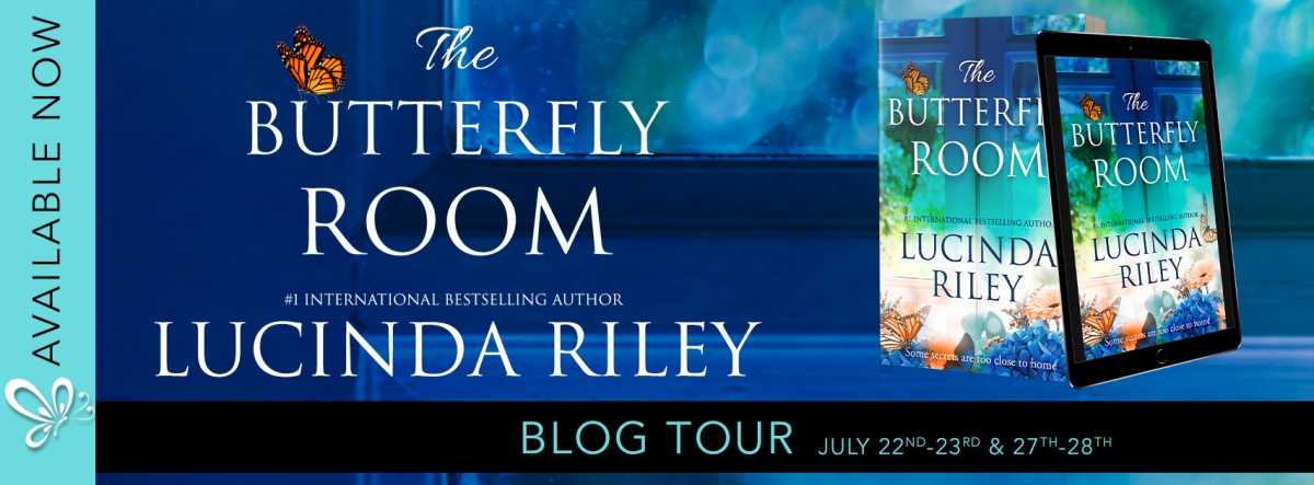 BLOG TOUR: The Butterfly Room by Lucinda Riley