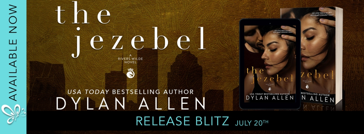 Release Blitz: The Jezebel by Dylan Allen