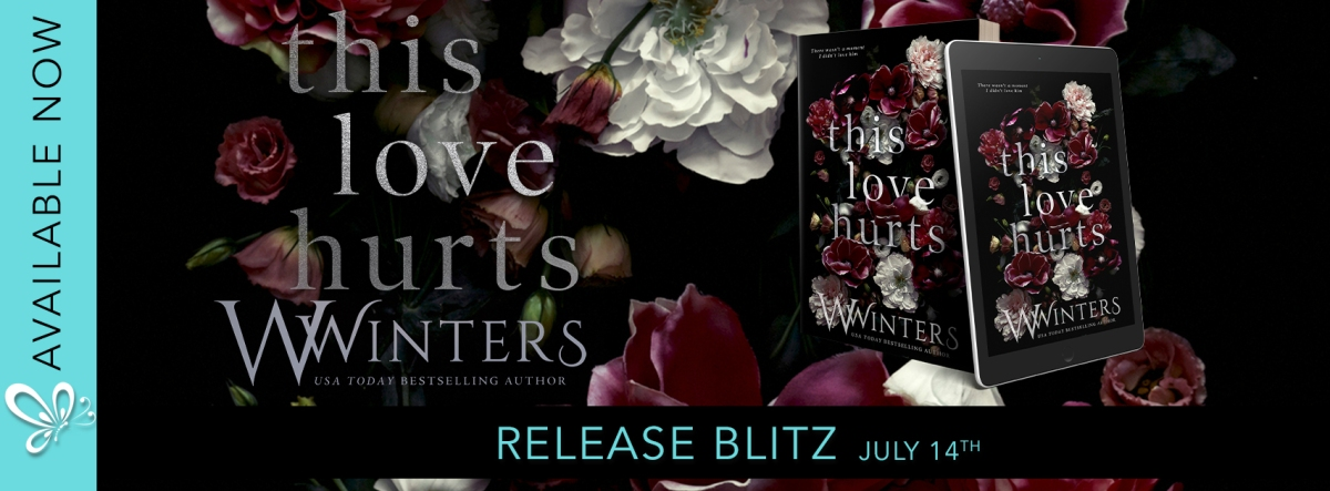 RELEASE BLITZ: This Love Hurts by WillowWinters